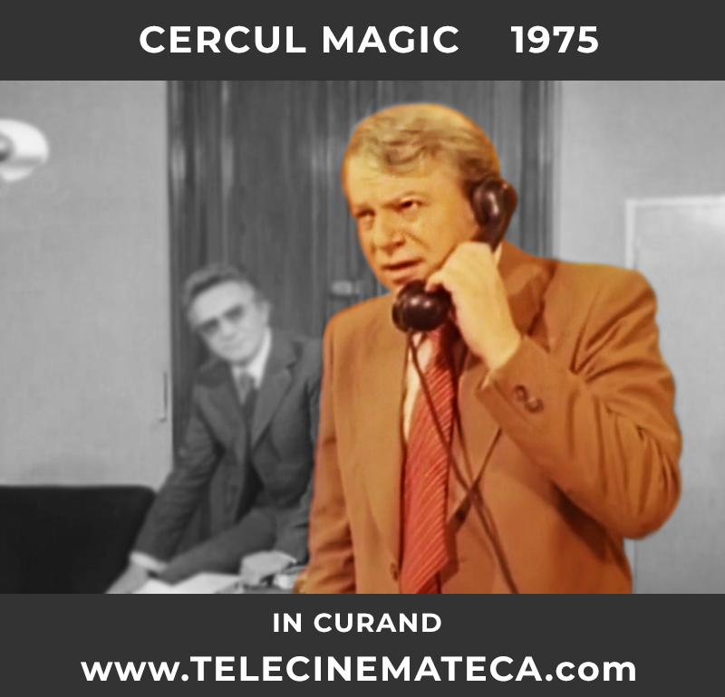 Cercul magic | Film romanesc